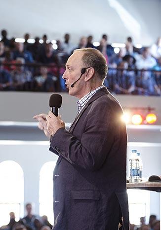 Steve Conference Image 9