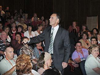 Steve Conference Image 13